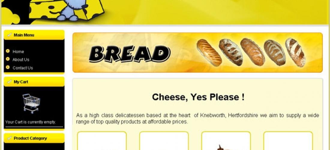 Cheese Yes Please! Knebworth