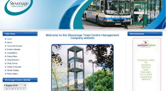 osCommerce Web Development – Stevenage Town Centre