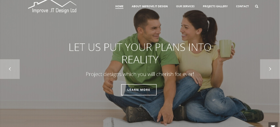 Beautiful Website Design – Improve It Design