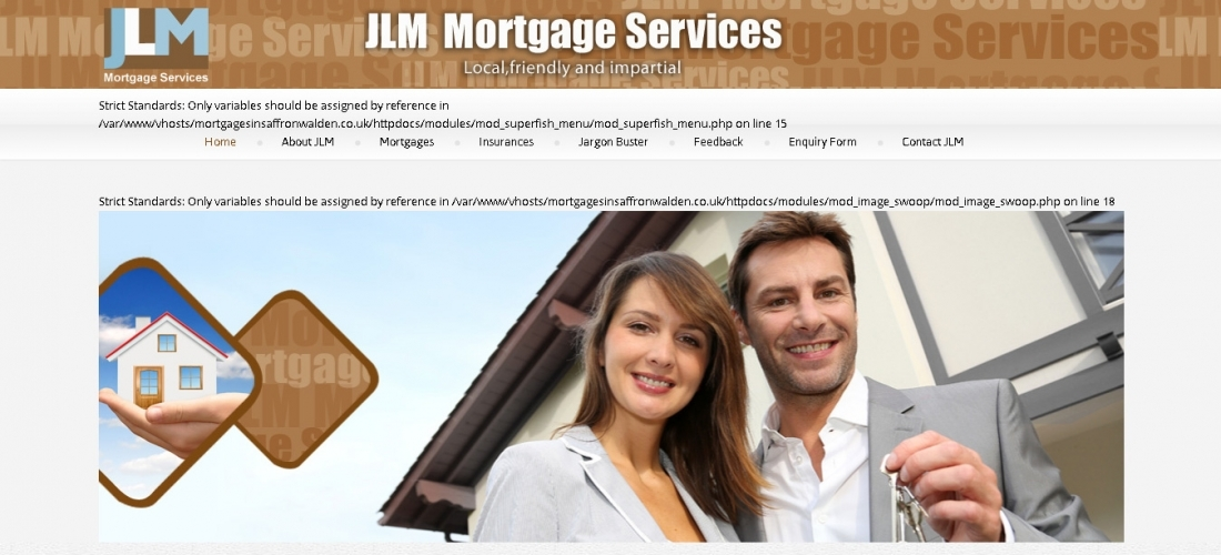 JLM Mortgages in Saffron Walden