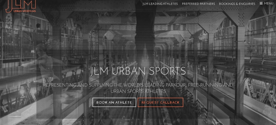 Awesome Website Development – JLM URBAN SPORTS
