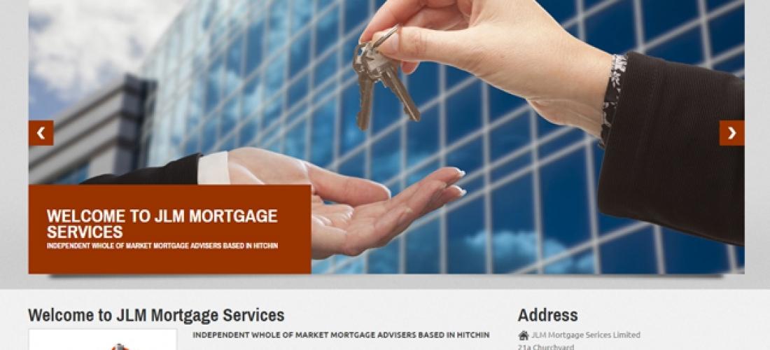 Professional Website Development – JLM Mortgage Services
