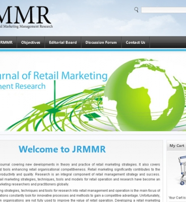 The Journal of Retail Marketing Management Research (JRMMR)